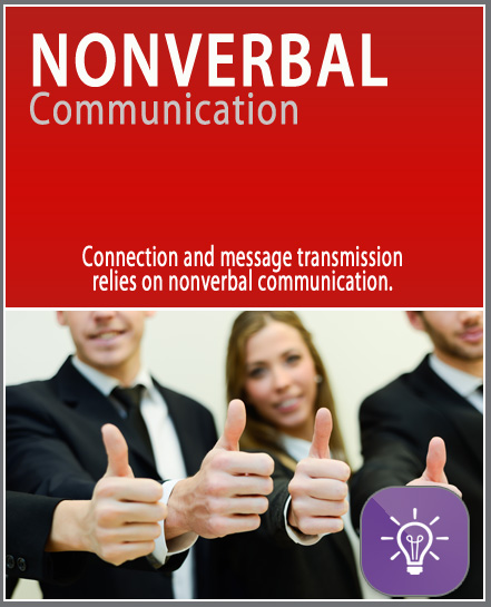 Non Verbal Body Language micro learning online training. Quick, affordable, free, 10 minutes, mobile, short training.