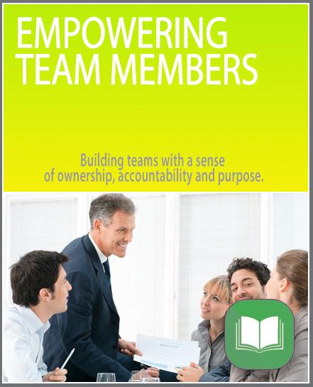 Empowering Team Members