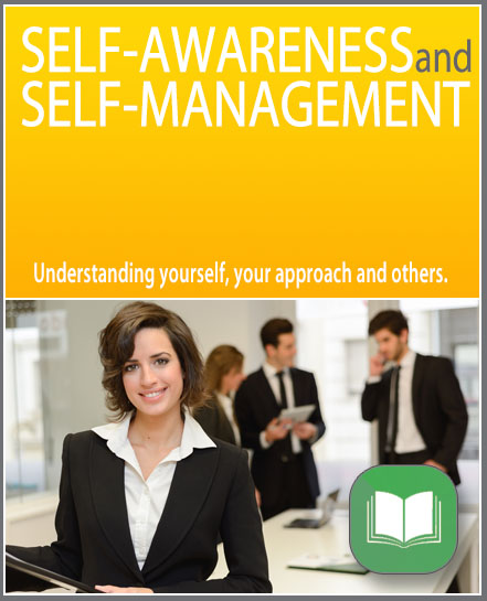 Self-Awareness and Self-Management emotional intelligence training