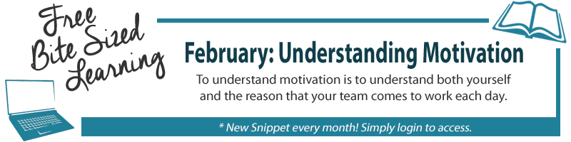 Monthly Learning Snippet