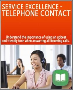 Telephone Contact