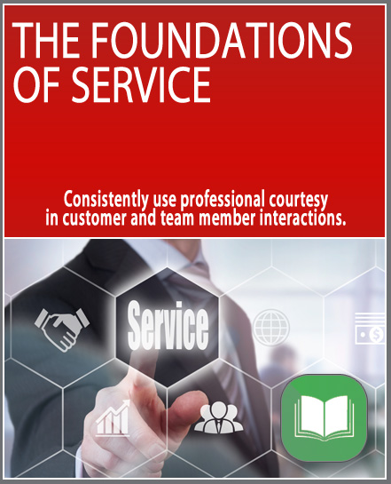 The Foundations of Customer Service