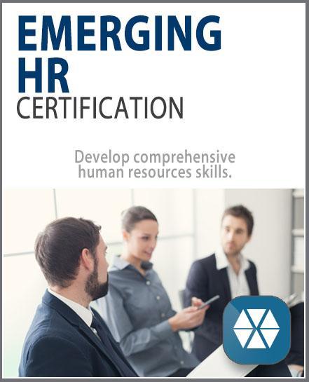Emerging HR Certification