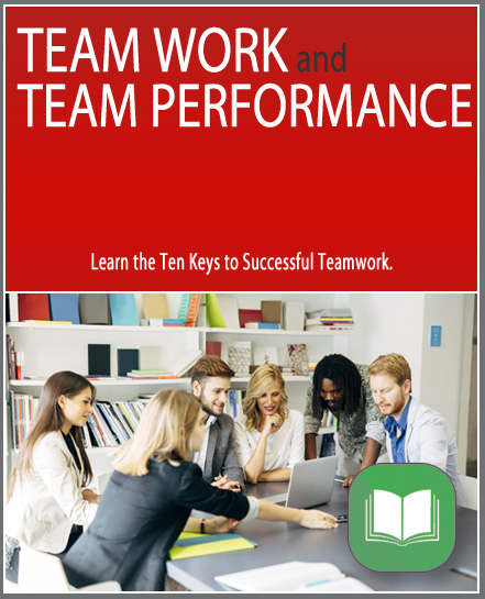 Teamwork and Team Performance