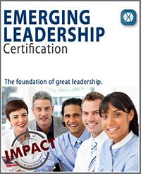 Emerging Leader Certification