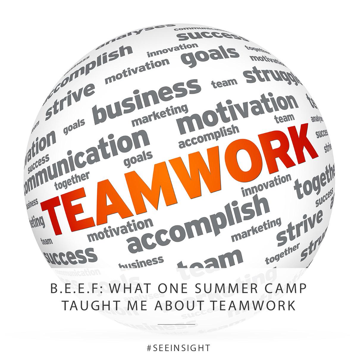 B.E.E.F Teamwork