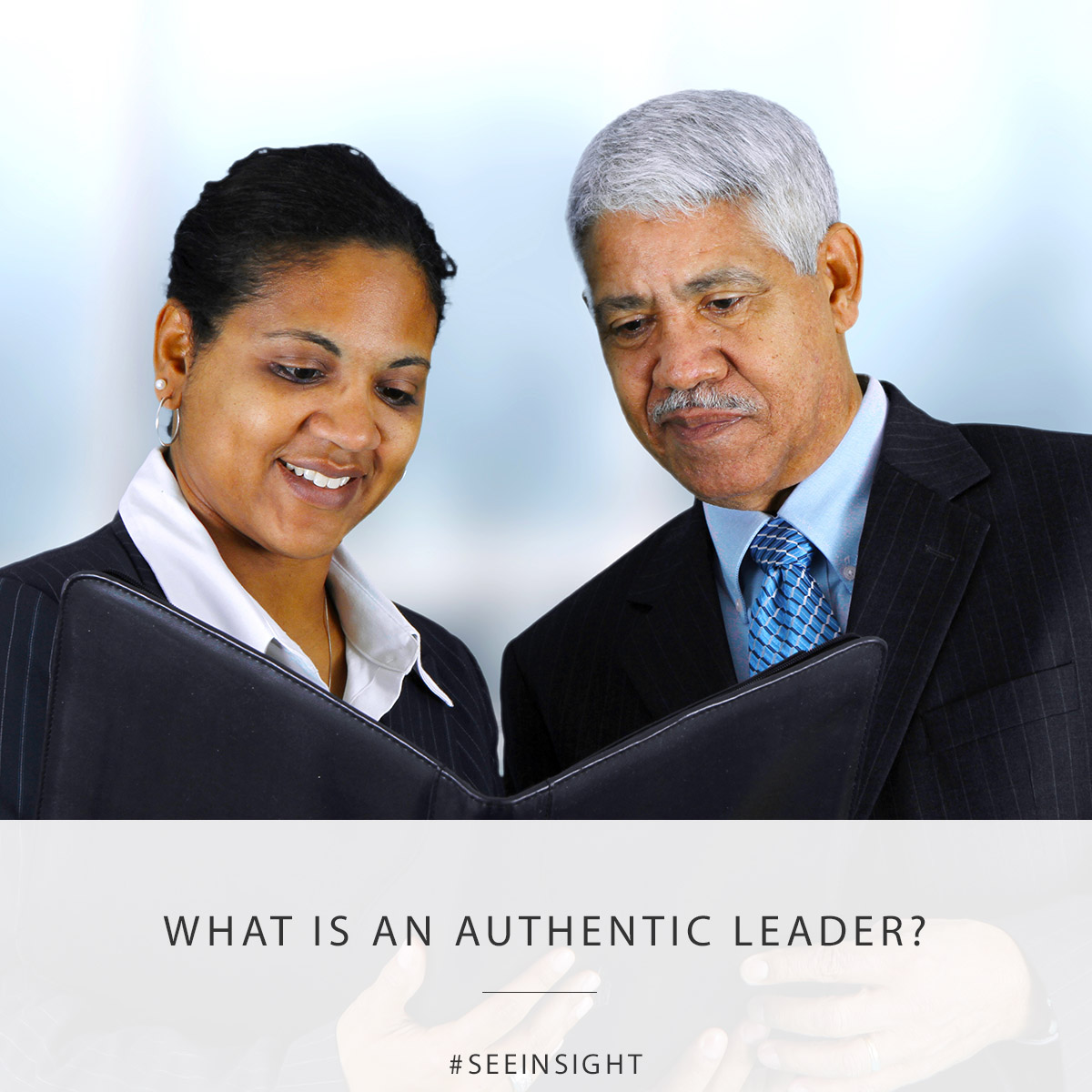 What is an Authentic Leader?