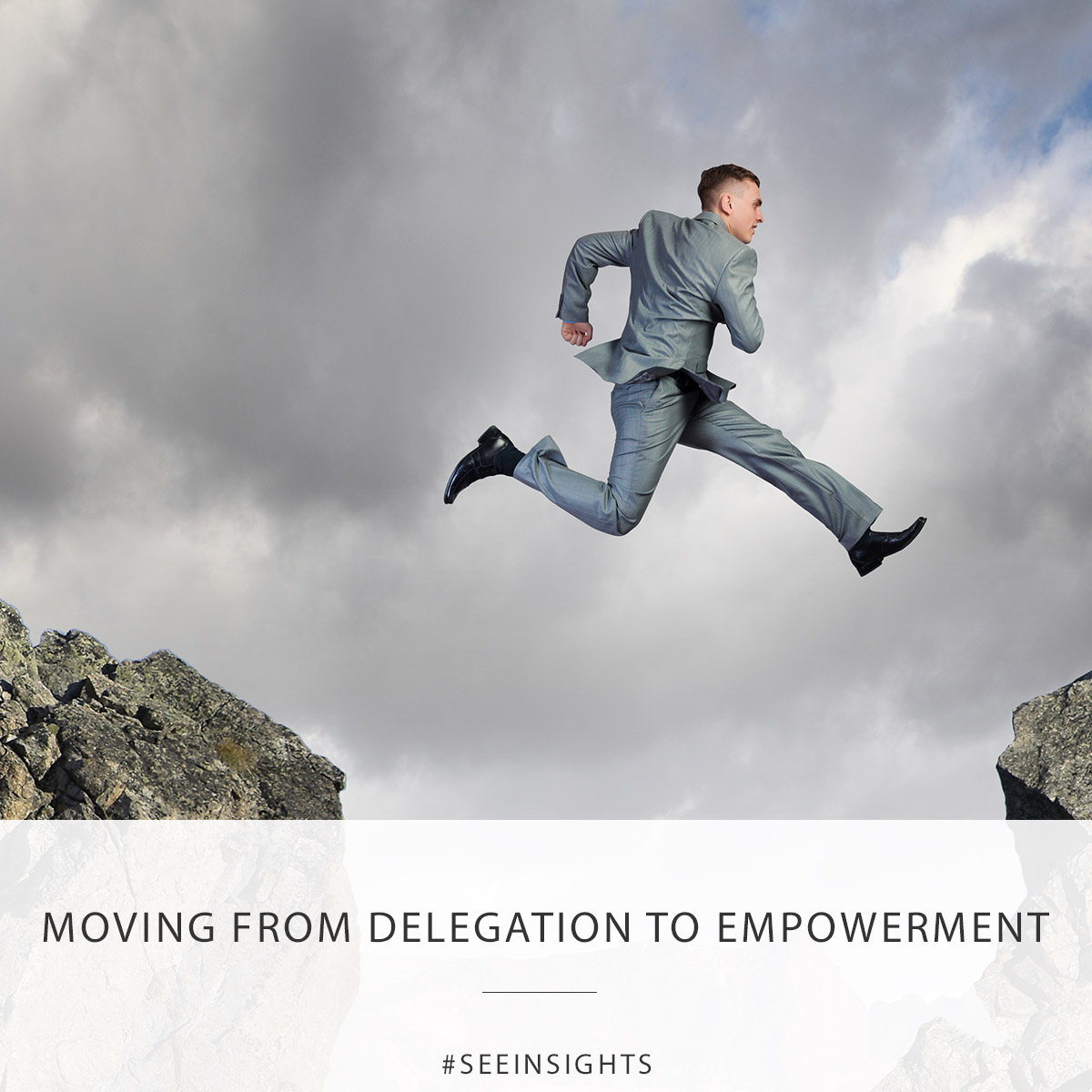 Moving from Delegation to Empowerment