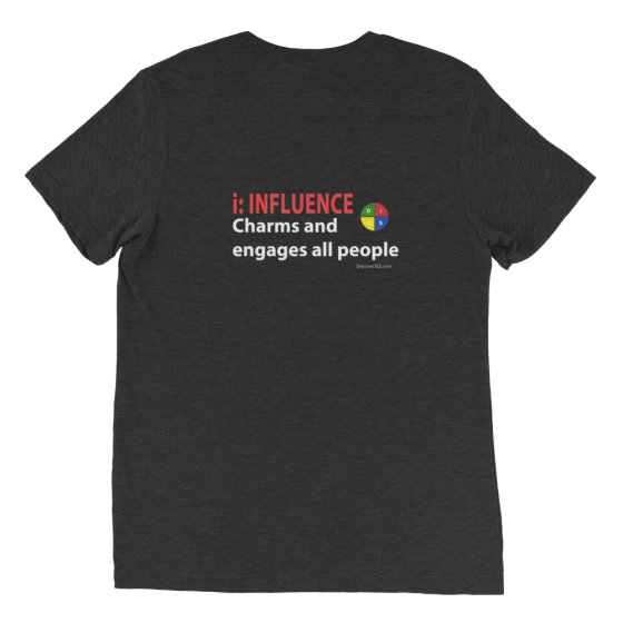 DiSC gifts for peers shirt