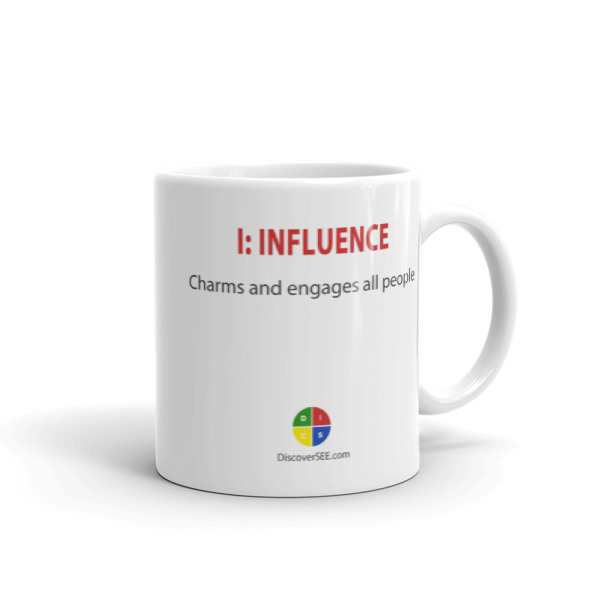 i DiSC Mug perfect holiday co-worker gift