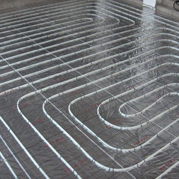M2103.3 Floor Heating - Piping Joints