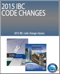 2015 IBC Code Changes