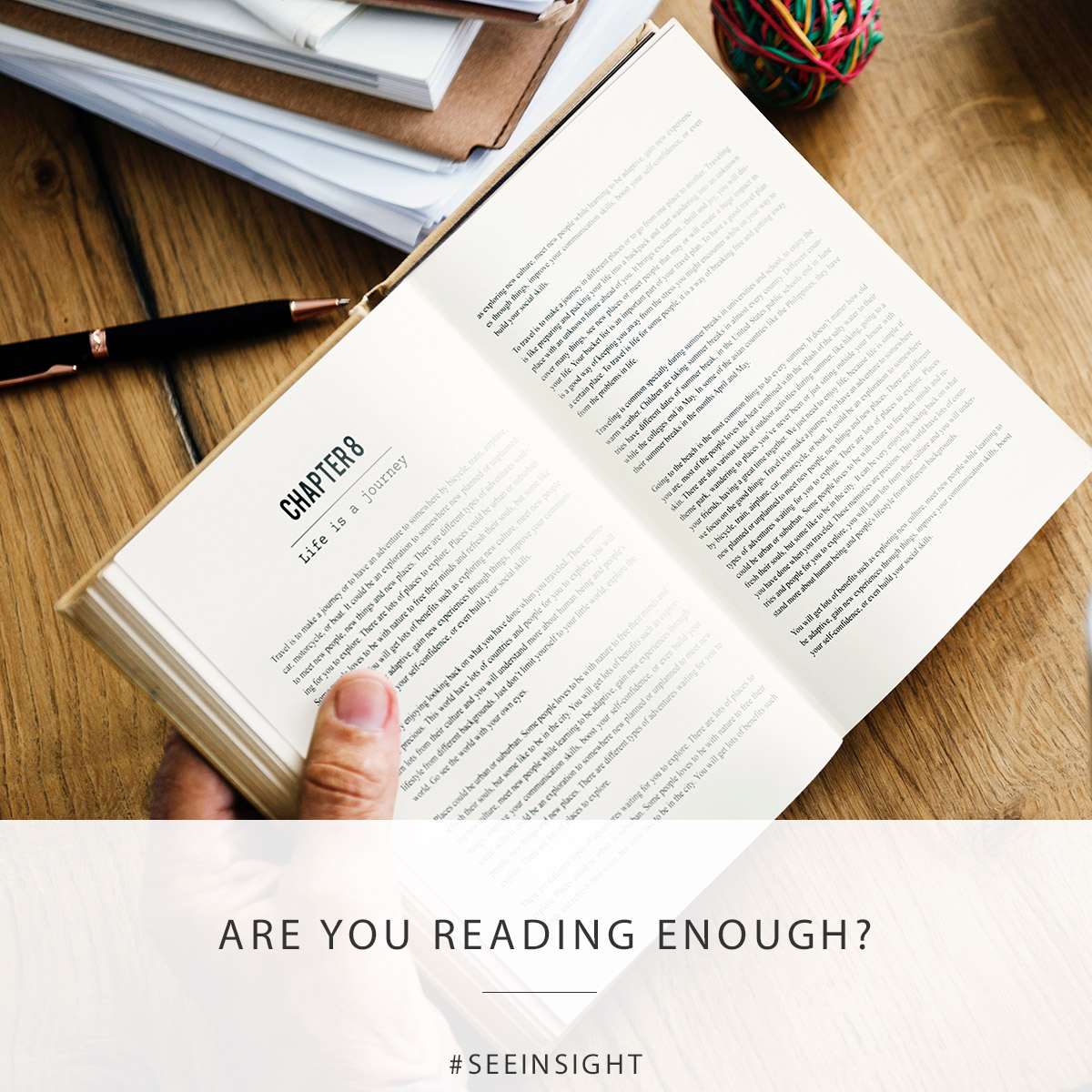 Are you reading enough?