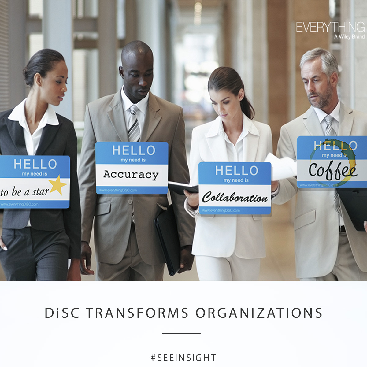 DiSC Transforms Organizations