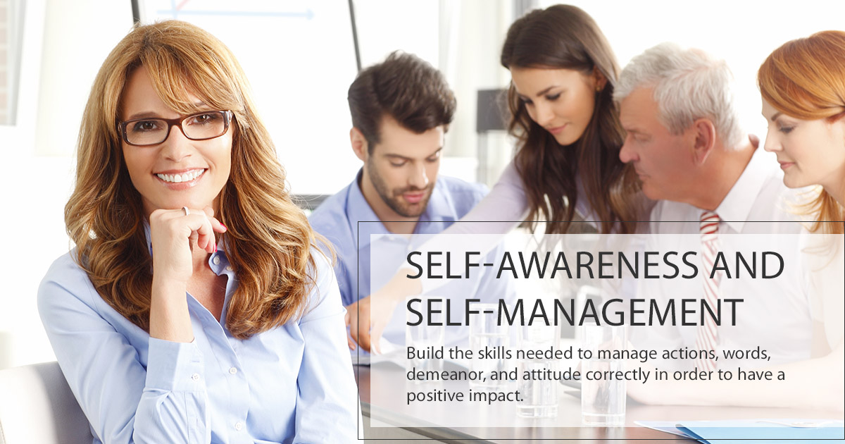IMPACT Training: EQ1 Self-Awareness and Self-Management
