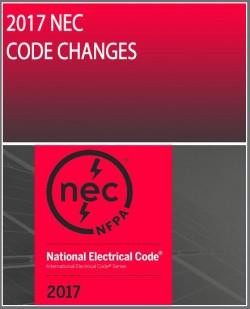 2017 NEC Code Changes