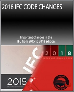 2018 IFC Code Changes