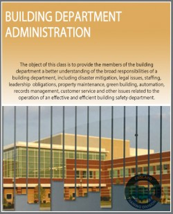 Building Department Administration