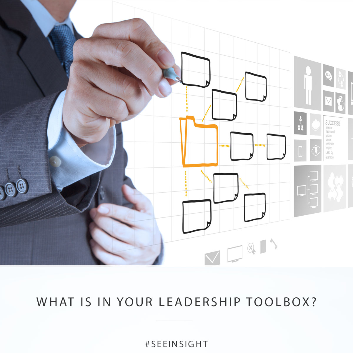 What's in your leadership toolbox?