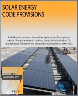 Solar Energy Code Provisions