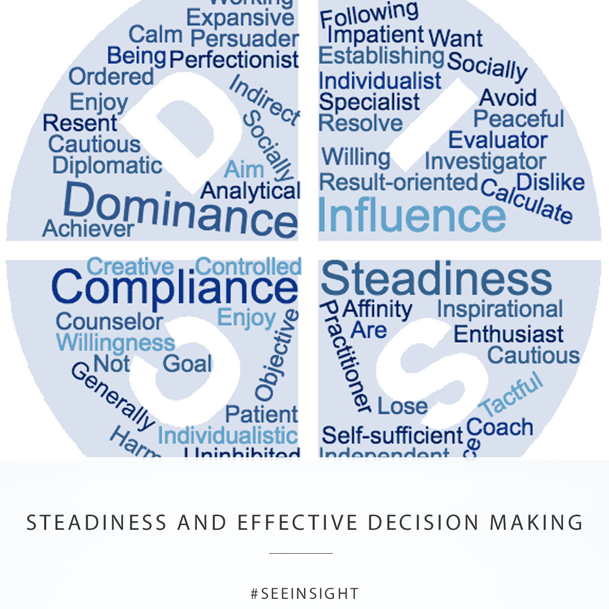Steadiness and Effective Decision Making